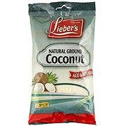 Lieber's Natural Ground Coconut