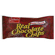 Lieber's Real Semi Sweet Chocolate Chips