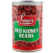 Lieber's Red Kidney Beans