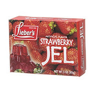 Lieber's Strawberry Jel Mix