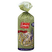 Lieber's Unsalted Sesame Rice Cakes