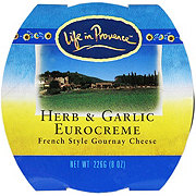 Life In Provence Herb & Garlic Eurocreme