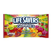 Life Savers 5 Flavors Gummies Candy Bag