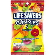 Life Savers Gummies, Five Flavors