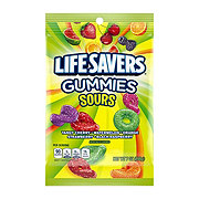 Life Savers Sours Gummies Candy Bag