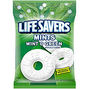 Life Savers Wint O Green Mints Candy Bag