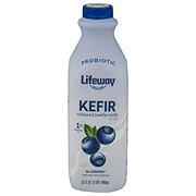 Lifeway Low Fat Blueberry Kefir Cultured Milk Smoothie