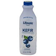 Lifeway Low-Fat Blueberry Kefir Milk Smoothie