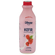 Lifeway Lowfat Raspberry Kefir Cultured Milk Smoothie
