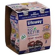 Lifeway Nonfat Black Cherry BioKefir Cultured Milk