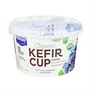 Lifeway Organic Kefir Cup With Blueberry Lavender