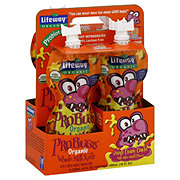 Lifeway Organic ProBugs Whole Milk Kefir Orange Creamy Crawler Smoothies