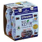 Lifeway Pomegranate/Blueberry BioKefir Cultured Milk