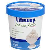 Lifeway Tart and Tangy Original Frozen Kefir