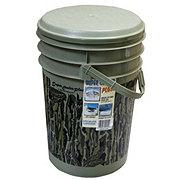 Lifoam Tree Bark Camo Bucket Cooler