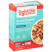 Lightlife Smart Ground Meatless Original Crumbles