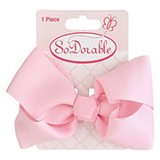 Lil' Duds Fashion Bow- Pink