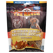 Lil' Tex Ranch Natural Recipe Chicken Jerky Dog Treats