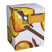 Lindsay's Teas Organic Black Tea Cinnamon Orange Spice Pyramid Bags