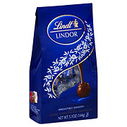 Lindt Dark Chocolate Lindor Truffles