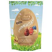 Lindt Lindor Assorted Egg Pouch