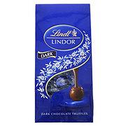 Lindt Lindor Dark Truffle Bag