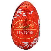 Lindt Lindor Milk Chocolate Egg