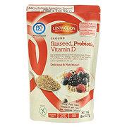 Linwoods Ground Flaxseed Probiotic Vitamin D
