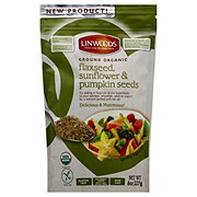 Linwoods Ground Organics Flaxseed, Sunflower and Pumpkin Seeds