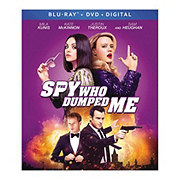 Lionsgate The Spy Who Dumped Me Blu-Ray/DVD