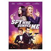 Lionsgate The Spy Who Dumped Me DVD