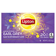 Lipton Black Tea Bags Amazingly Earl Grey