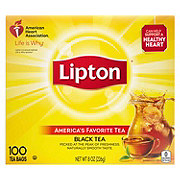 Lipton Black Tea Bags America's Favorite Tea