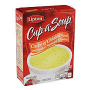 Lipton Cup-a-Soup Instant Soup Mix Cream of Chicken