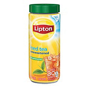 Lipton Decaffeinated Unsweetened Instant Tea
