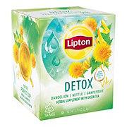 Lipton Detox Tea Bags