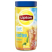 Lipton Diet Lemon Iced Tea Mix