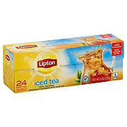 Lipton Family-Sized Black Iced Tea Bags Unsweetened