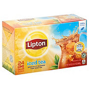 Lipton Gallon-Sized Black Unsweetened Iced Tea Bags