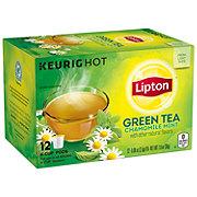 Lipton Green Tea Chamomile Mint Single Serve K Cups
