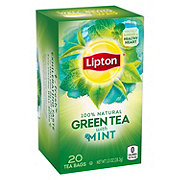Lipton Green Tea With Mint