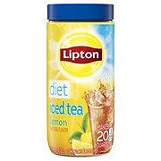Lipton Iced Tea Mix Diet Lemon