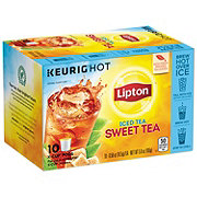 Lipton Iced Tea Sweet Tea Single Serve K Cups