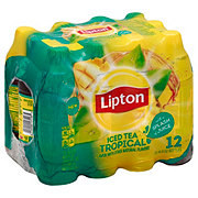 Lipton Iced Tea Tropical Splash 16.9 oz Bottles