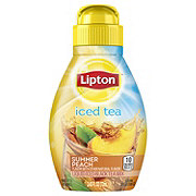 Lipton Liquid Iced Tea Mix Summer Peach