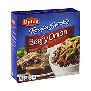 Lipton Recipe Secrets Soup and Dip Mix Beefy Onion
