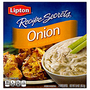 Lipton Recipe Secrets Soup and Dip Mix Onion