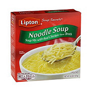 Lipton Soup Secrets Noodle Soup Mix Noodle Soup
