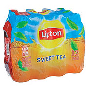 Lipton Sweet Tea 16.9 oz Bottles