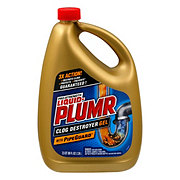Liquid-Plumr Pro Strength Clog Destroyer Gel with PipeGuard